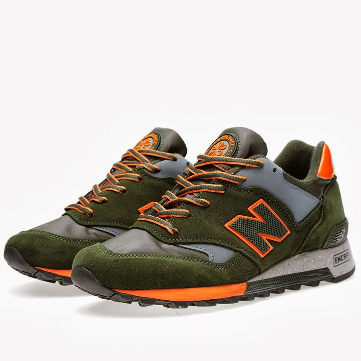 "New Balance 577 ""Rain Mac"" Pack"