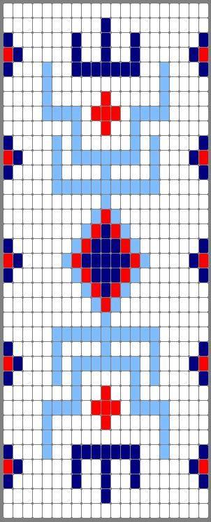 Beadwork Strip 4