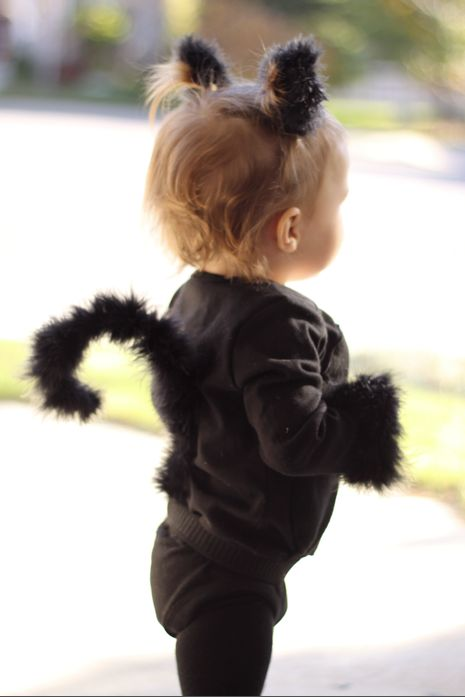 do it yourself divas: Kitty Tail and Ears tutorial