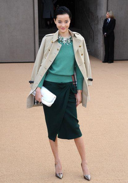 London Fashion Week. Modest isn't frumpy. https://www.facebook.com/ColleenMHammond