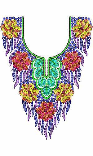 2014 Farasha Fashion Catalog Embroidery Design