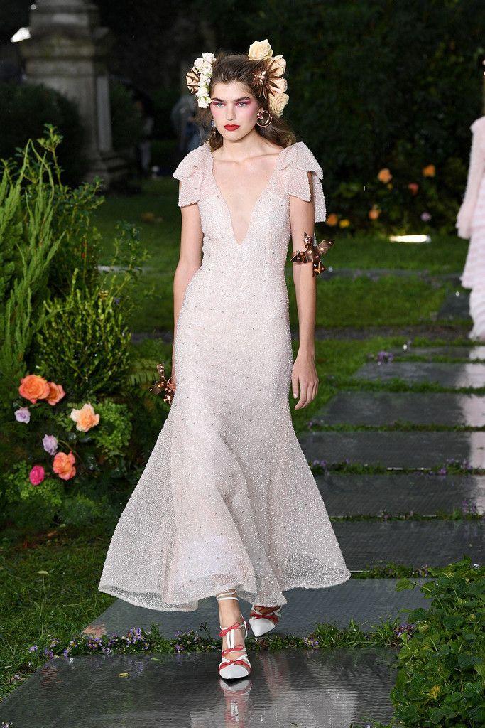 Rodarte Runway September 2018 New York Fashion Week The Shows 36 Of 107