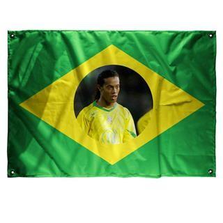 Banderas personalizadas futbol