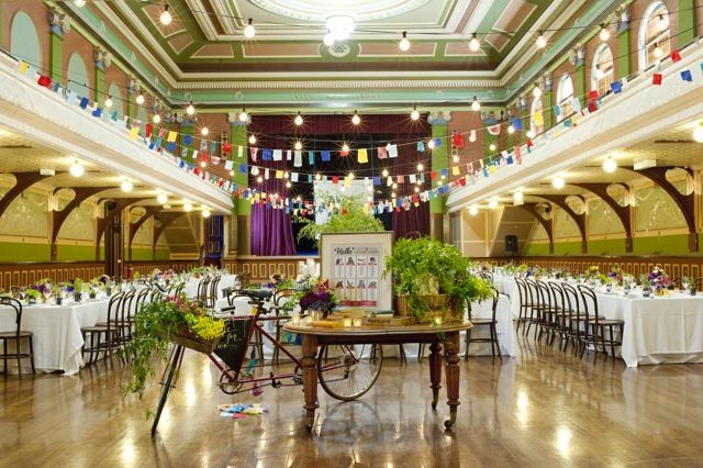 doob & dave, fitzroy town hall | simply georgeous occasions
