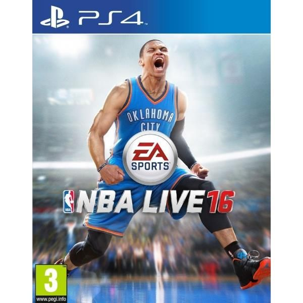 NBA Live 16 PS4 Game | http://gamesactions.com shares #new #latest #videogames #games for #pc #psp #ps3 #wii #xbox #nintendo #3ds