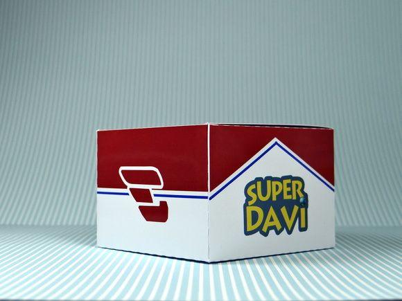 Caixa Entrega Super Wings