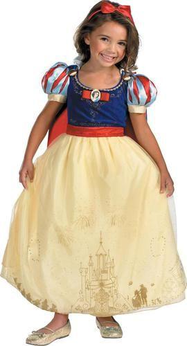 Disney Storybook Snow White Prestige Child / Toddler Costume