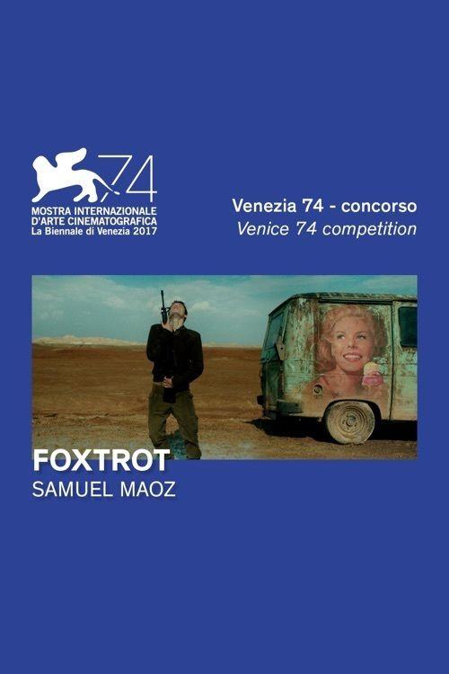 Foxtrot 2017 full Movie HD Free Download DVDrip