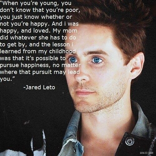 jared quote 30stm quotes pinterest quotes