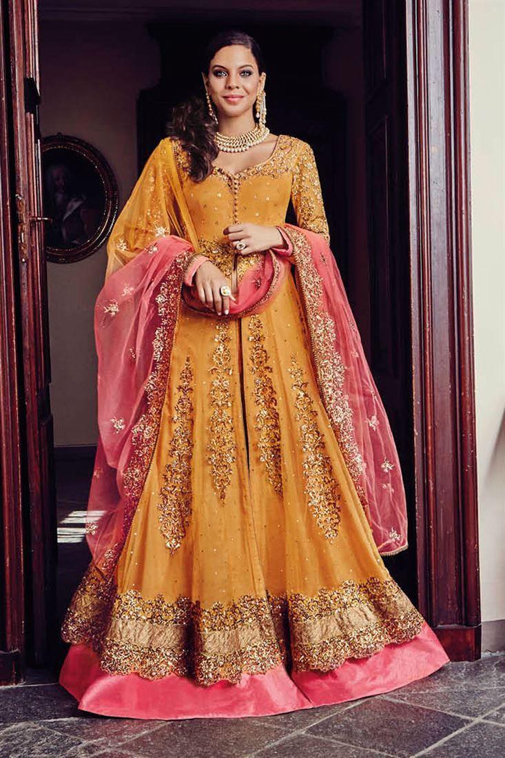 62 best Stylish Anarkali Dresses Online from She Bazaar images on ...