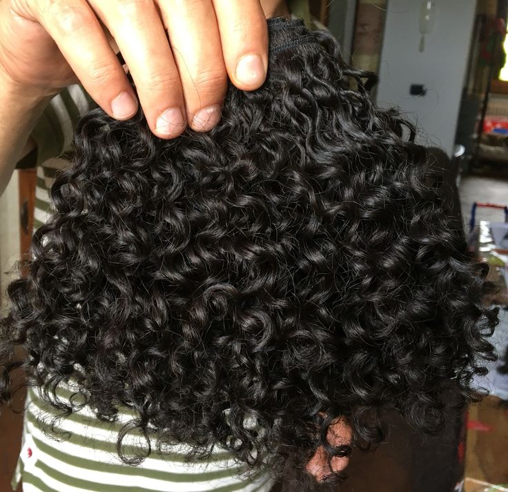 Ricci afro 10/12 Inches