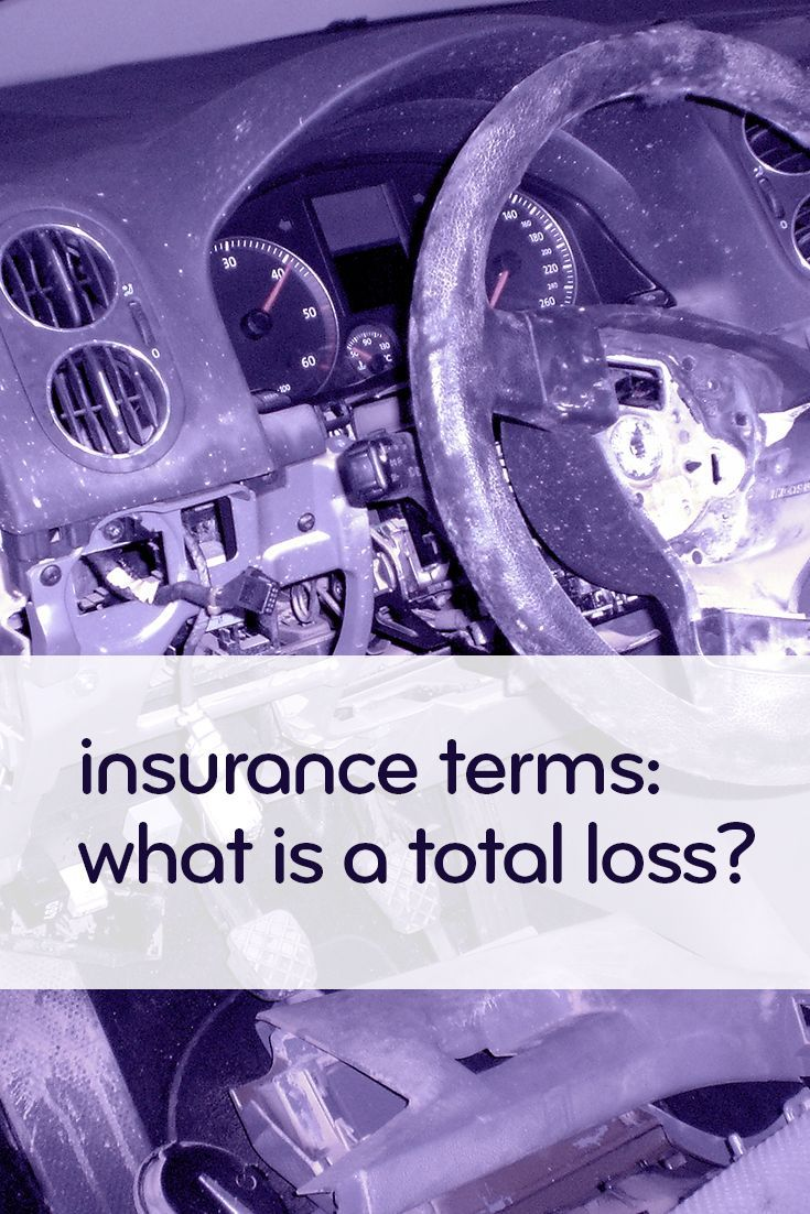 Learn What It Means When Your Car Is Deemed A Total Loss
