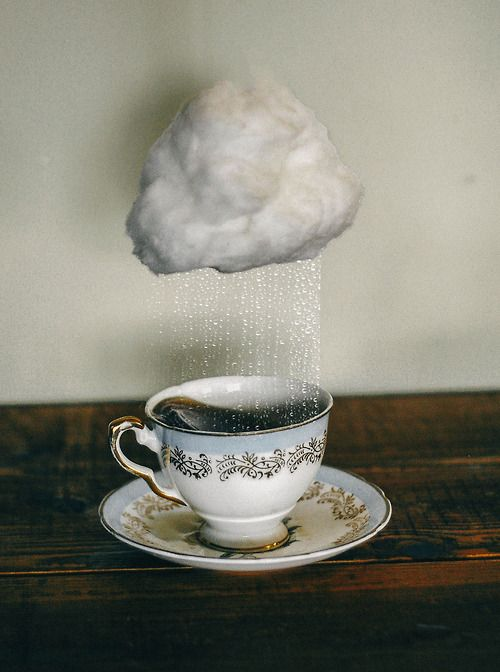 """another storm in a tea cup""  Image by tesslucia"