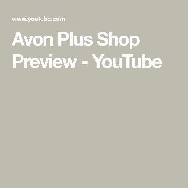 Avon Plus Shop Preview - YouTube ❇️Available in our shop. Follow us to get shop updates❇️ #avonplusshop