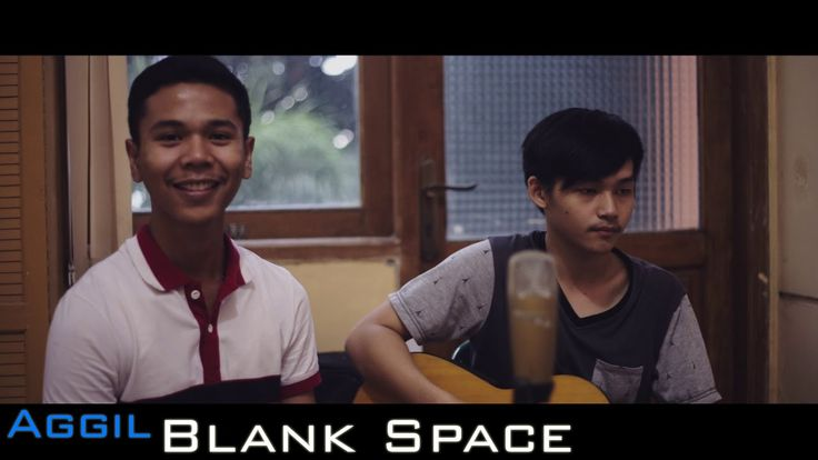 Blank Space - Taylor Swift (Acoustic Cover by Aggil)
