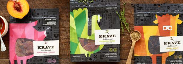 Hershey enters meat snacks market with KRAVE jerky deal