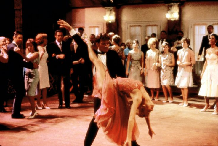 Cynthia Rhodes as Penny in Dirty Dancing. I'm not sure what I love about Penny. Her style, her dancing skills, or her damsel in distress vibe...