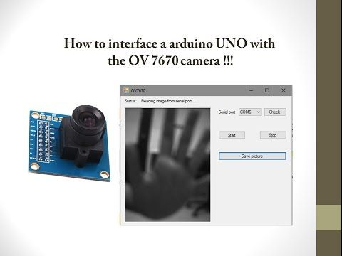How to Use OV7670 Camera Module With Arduino? : 4 Steps