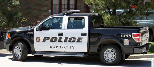 Rapid City Police, South Dakota