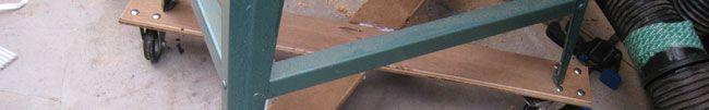 Rullevogn til det tunge værktøj
