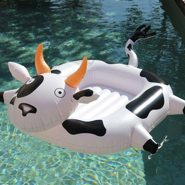 Gonflable pour piscine Marguerite