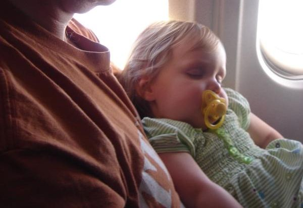 Flying with Kids: Tips for Taking Toddlers on Long Plane Flights