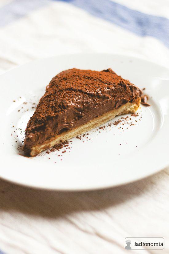 Ciasto dla Anny, czyli wegańska czekoladowa tarta » Jadłonomia