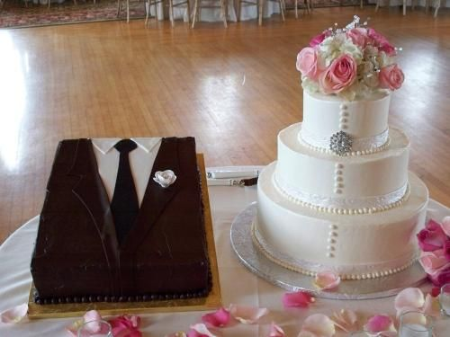 OMG I LOVE THIS IDEA!!!!!   grooms cakes | Groom's Cake | A Wedding Cake Blog