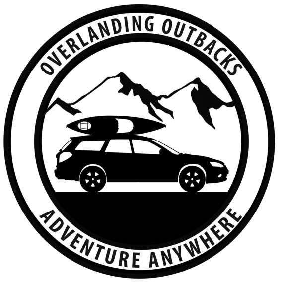 Overlanding Subaru  #subaru #outback #subie #overlander #adventuremobile #travel #decal