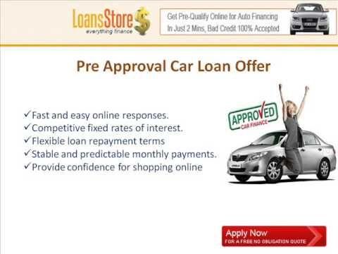 Aa Car Loan