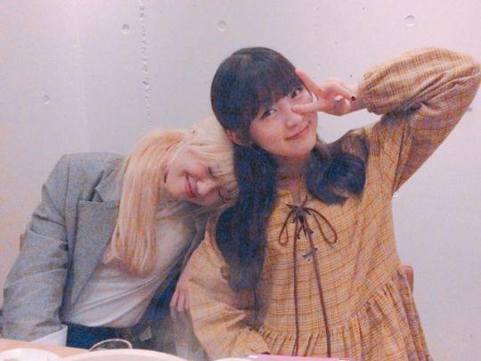 Mimi and Arin