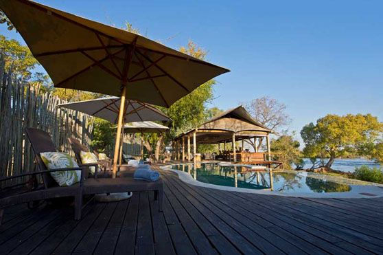 Mike & Marian on Safari: What's new at Toka Leya (besides Moto Moto the resident hippo) #Safari #Africa #Zambia #WildernessSafaris