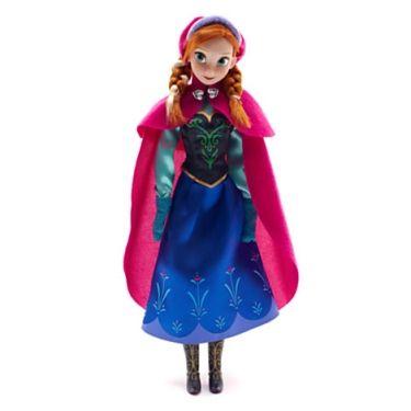 Кукла Анна Холодное сердце Дисней