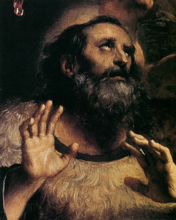 St. Francis, c.1585-86 - Annibale Carracci - WikiGallery