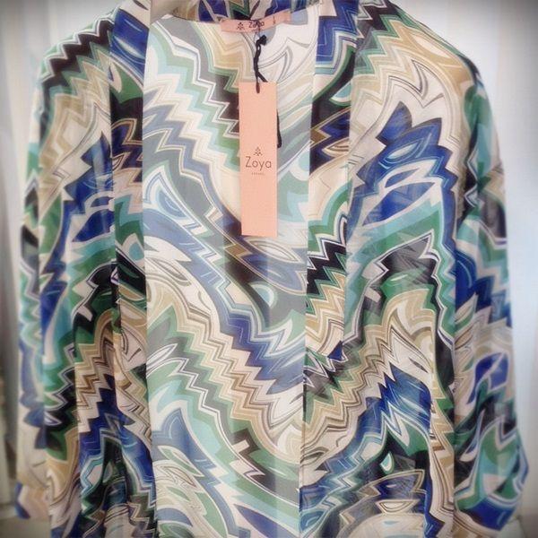 Stay stylish during hot season.. #geometry #zoya #summer #greek #design #style #fashion #woman #caftan #kaftani #ss2015 #SS15