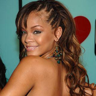 Con Google, Trenzas, Chongos Ideales, Maquillaje, Rihanna Buscar, Peinados Fatima, Costado Buscar, Cabeza Buscar, Solo Lado