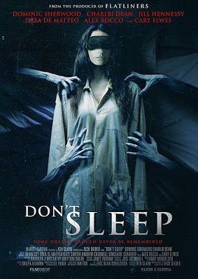 EL CINE QUE VIENE.: DON'T SLEEP. (TRAILER 2017)