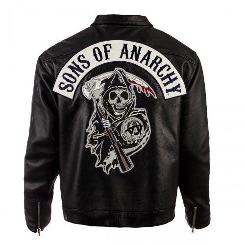Samcro leather jacket