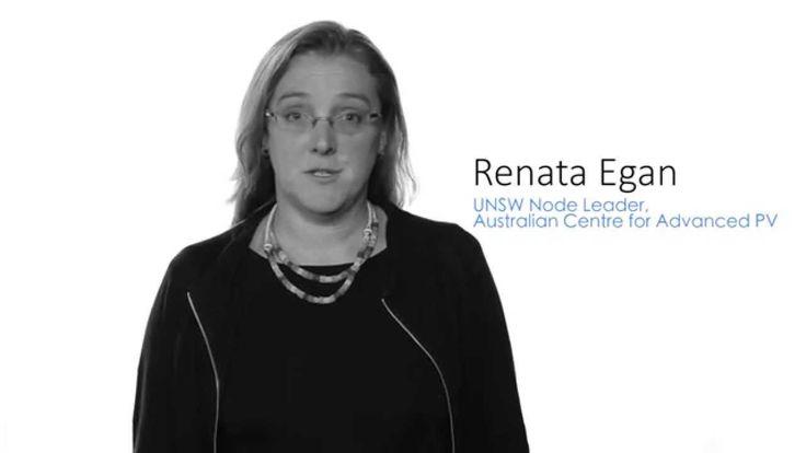 Climate for Change: Renata Egan