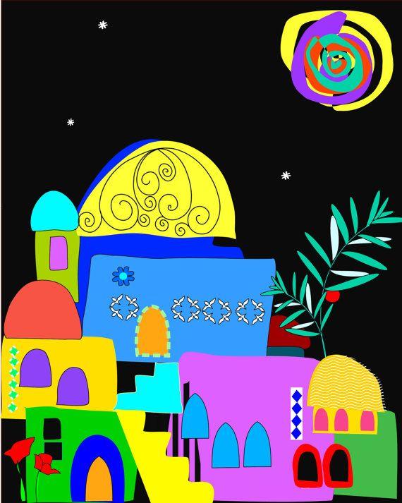 Alquods Jerusalem. by olivescent