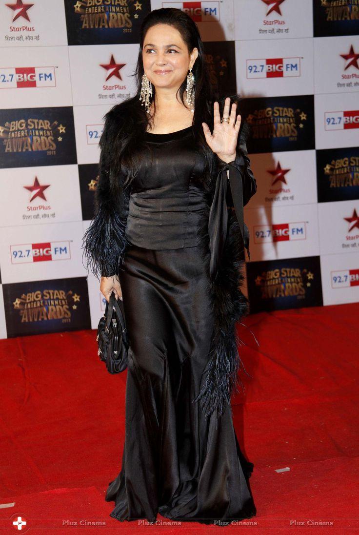 Alisha Chinai At Big Star Entertainment Awards 2013 Wallpaper