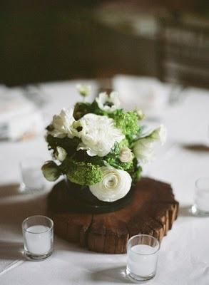decoracao casamento centro mesa