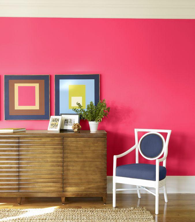 Bright Pink Paint Samples Kitchen Towels: 7 Best Pink Paints Images On Pinterest