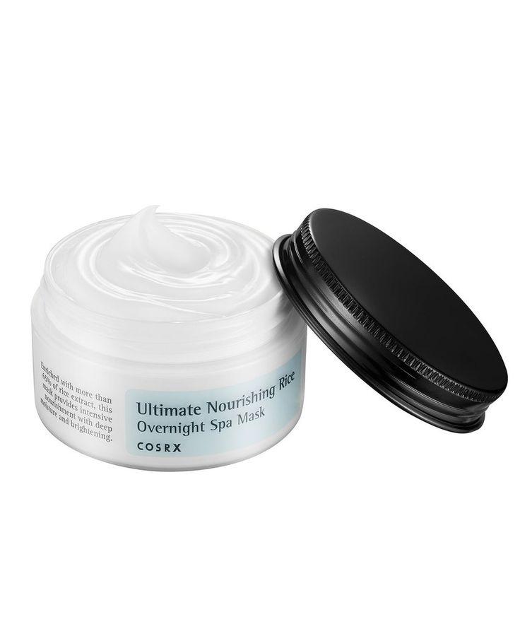 Cosrx Ultimate Nourishing Rice Overnight Spa Mask 50g Korean beauty uk