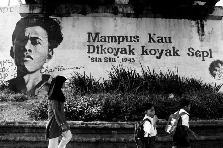 15 alasan kenapa Chairil Anwar lebih keren daripada kamu