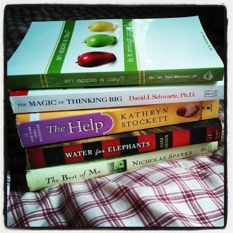 Day 6: Books