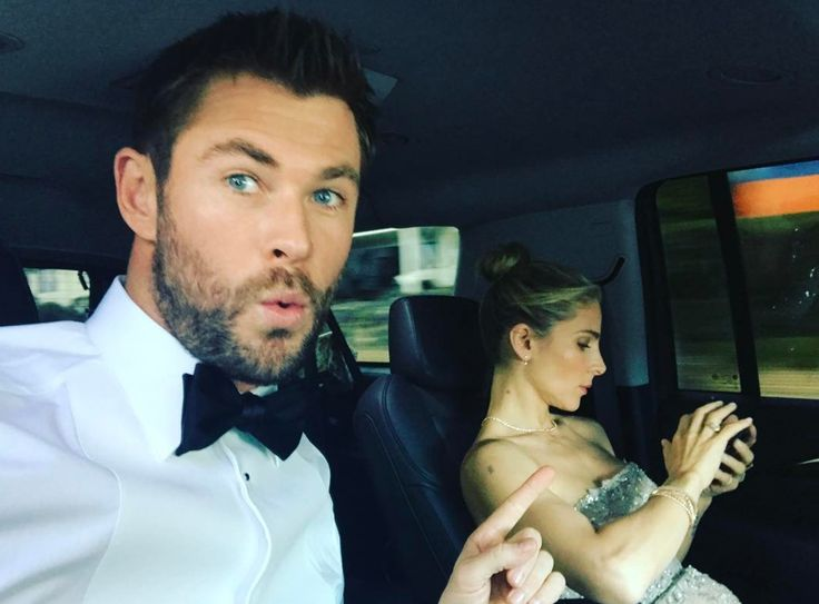 Chris Hemsworth's Wife Is Reportedly Pissed Over His Comments About Charlize Theron