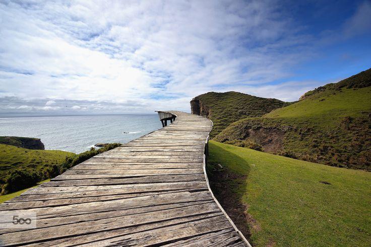 Muelle del Alma - Isla de Chiloe (Chile) by Jorge Leon on 500px