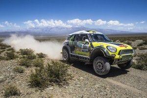 MINI DAKAR 2014 – Joan Roma wins the Dakar 2014 Rally