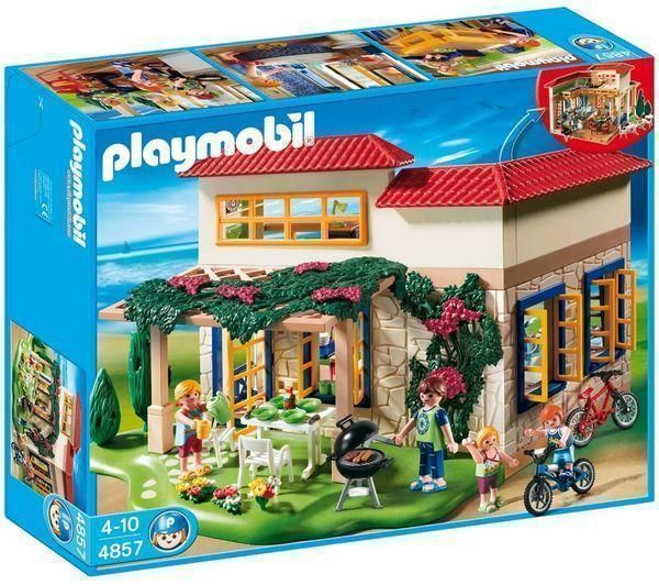 PLAYMOBIL 4857 - Country house